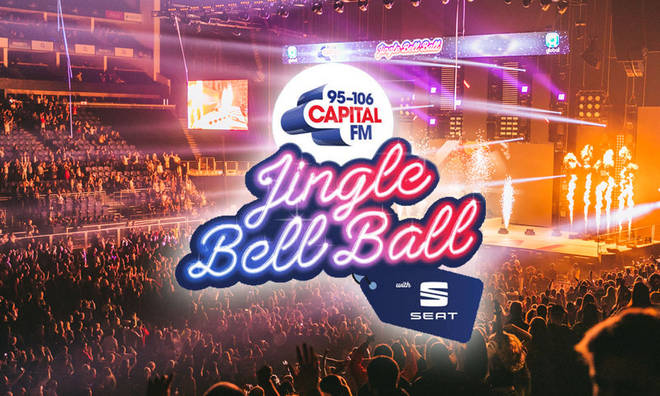 How to watch Capital's Jingle Bell Ball with SEAT