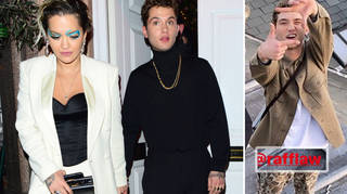 Rita Ora & Rafferty Law step out together in London
