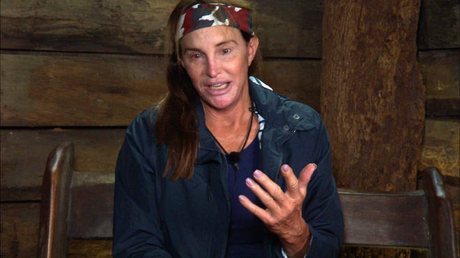 Caitlyn Jenner is a firm favourite to win I'm A Celeb