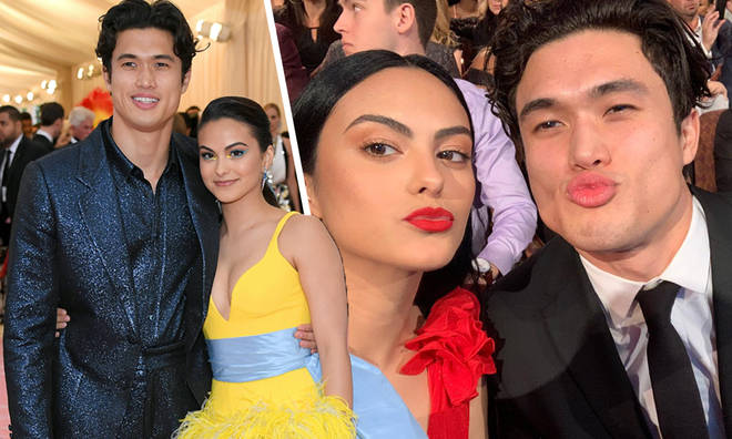Cami Mendes & Charles Melton have reportedly taken a break