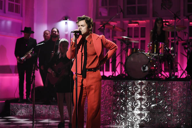 Harry Styles is set to perform his newest hits at the #CapitalJBB