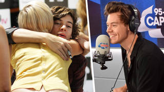 Harry Styles surprised a super fan with tickets