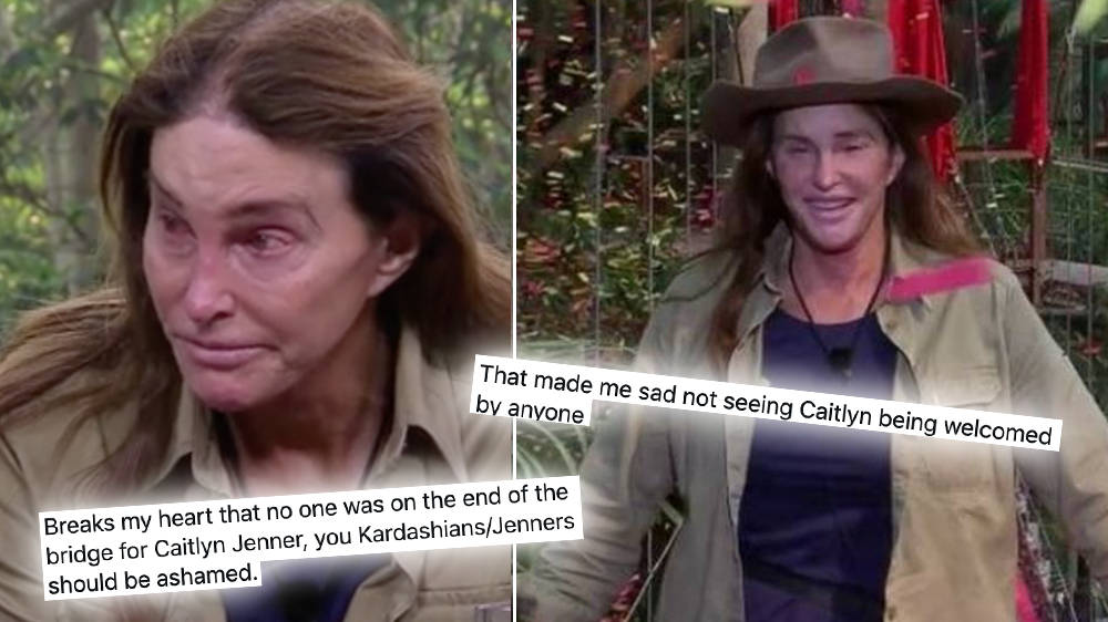 I'm A Celeb fans 'furious' after Caitlyn Jenner left show alone