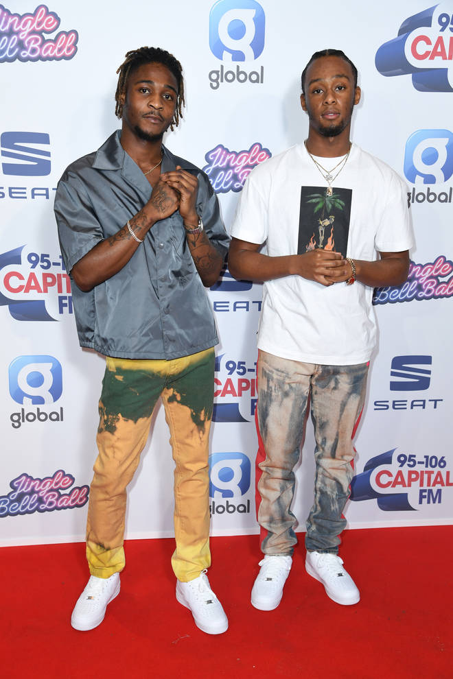 Young T & Bugsey shut down the red carpet