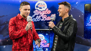 Liam Payne snuck his 'LP1' track listing into his interview