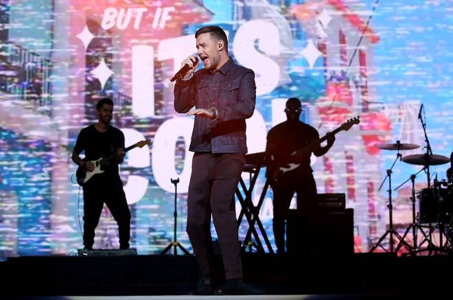 Liam Payne shut down the O2