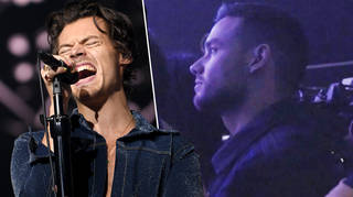 Liam Payne watched Harry Styles perform at the Jingle Bell Ball