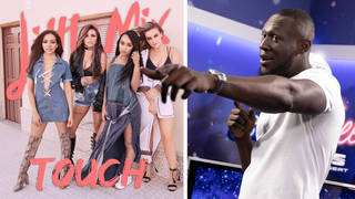 Stormzy performs his favourite Little Mix song