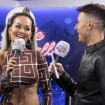 Rita Ora performed 'I'd Do Anything' from Oliver Twist
