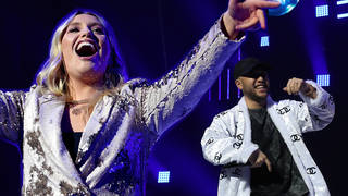 Ella Henderson joins Jax Jones on stage for 'This Is Real'