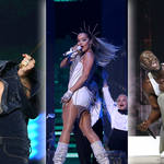 JBB's best moments on stage from Saturday
