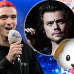 Lauv on Harry Styles and puppies in his Jingle Bell Ball interview
