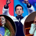 Sigala turned up the heat with some very special guests at the Jingle Bell Ball