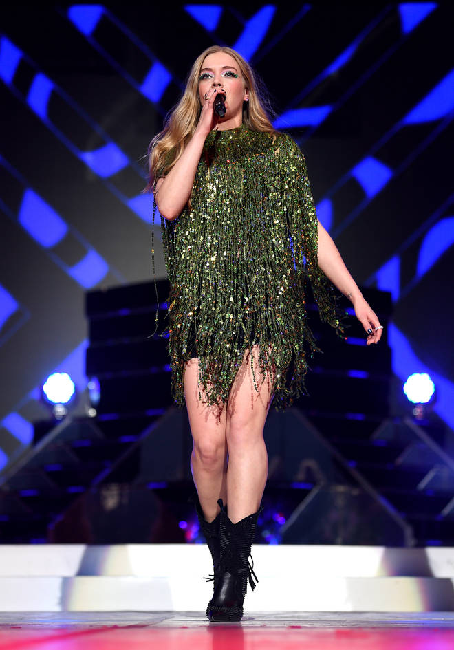 Becky Hill at the O2