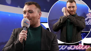 Sam Smith teaches Will Manning how to dance