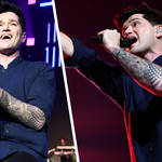 The Script returned to the Jingle Bell Ball stage for a rocking set