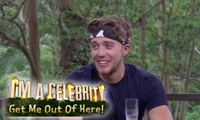 Roman Kemp opened up about his jungle experience