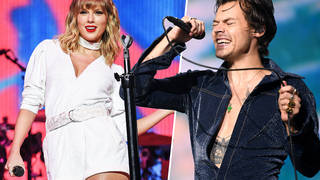 Taylor Swift and Harry Styles performed at the 2019 Jingle Bell Ball