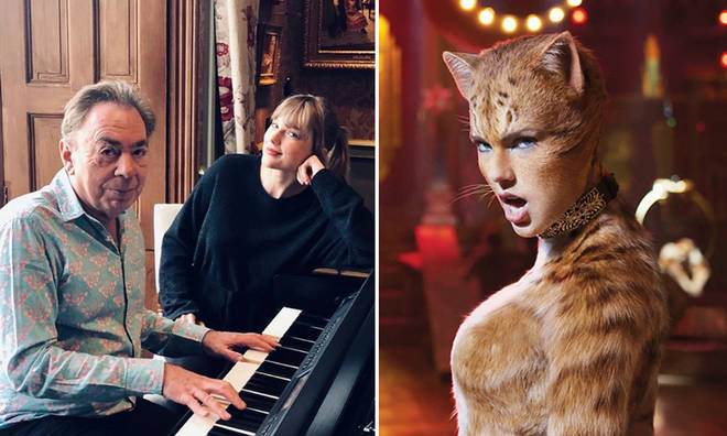 Taylor Swift's Cats soundtrack tune is nominated for a Golden Globe