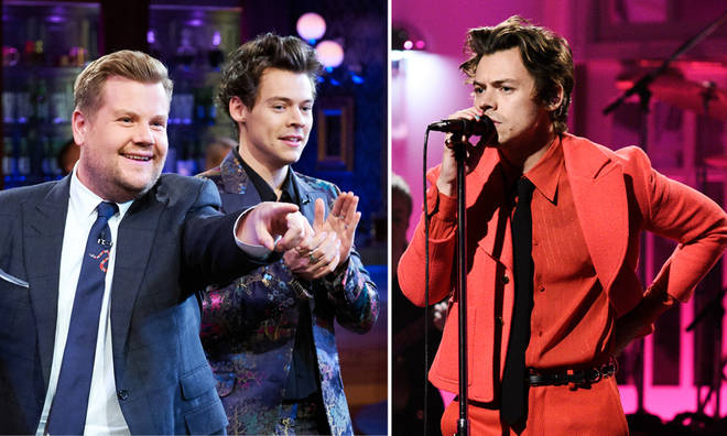 Harry Styles will guest host the Late Late Show