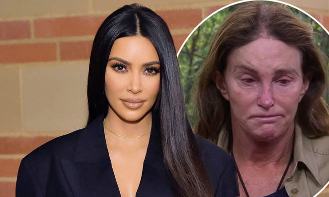 Kim Kardashian claimed no one from her family was contacted about I'm A Celeb
