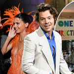 Kendall Jenner and Harry Styles dated in 2014