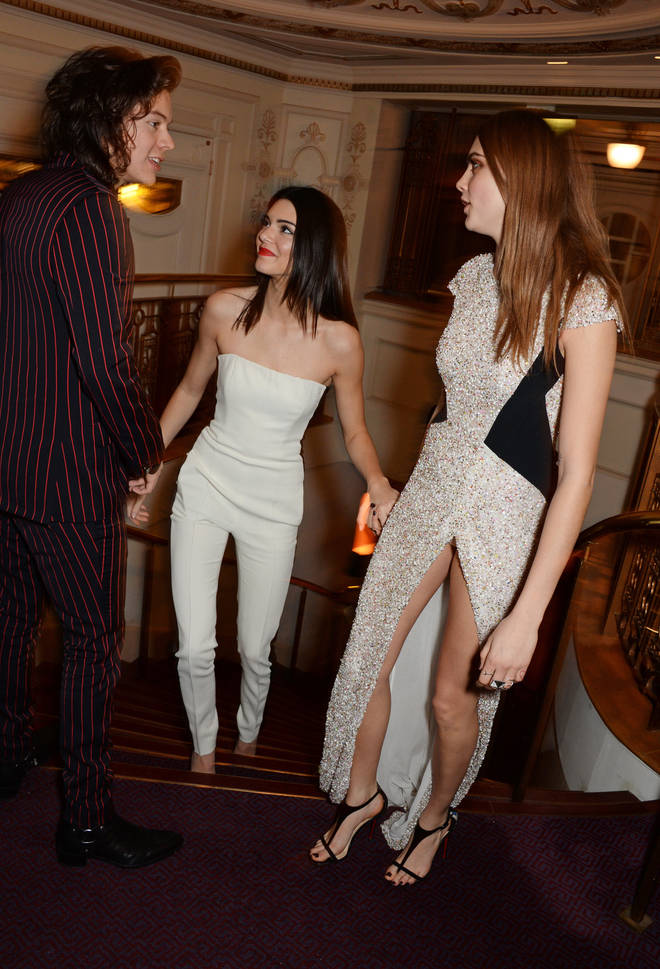 Harry Styles and Kendall Jenner have remained friends since their split