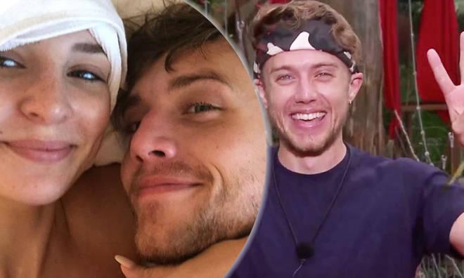 Roman Kemp confirms his girlfriend met him at the end of the bridge