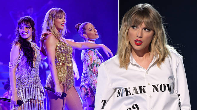 Taylor Swift said the women in pop all text each other