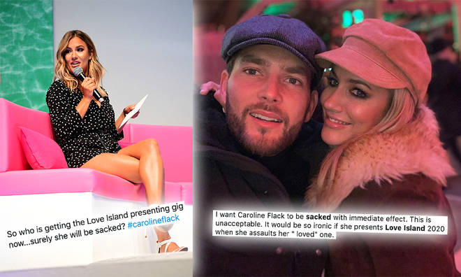 Love Island fans have 'petitioned' for Caroline Flack to be replaced