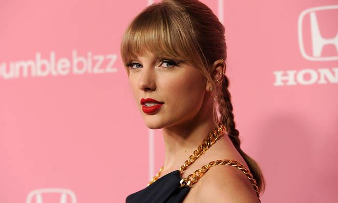 Taylor Swift was honoured at Billboard's Women in Music 2019