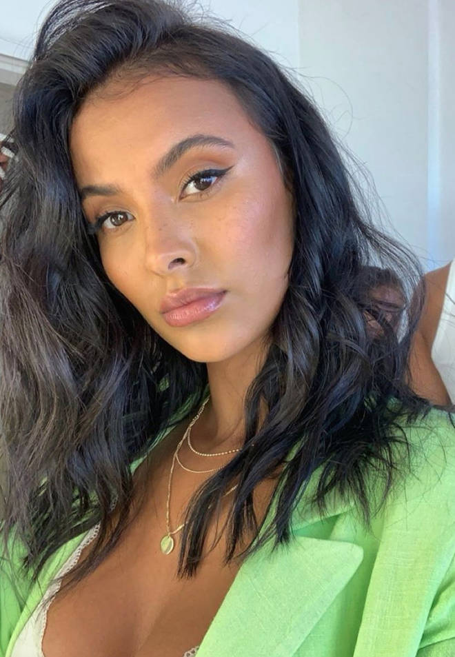 Maya Jama tipped for Love Island
