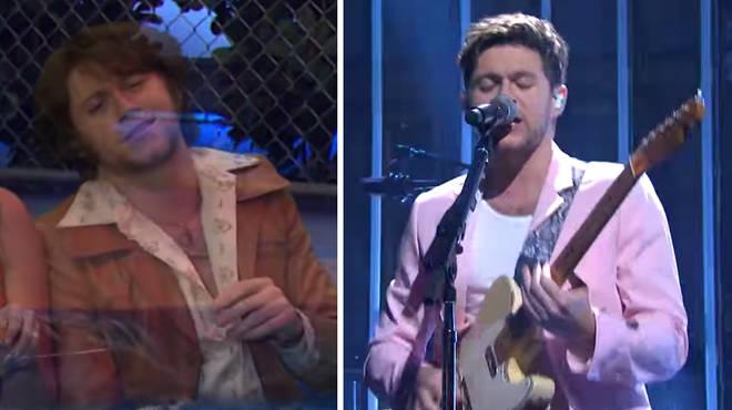 Niall Horan on Saturday Night Live