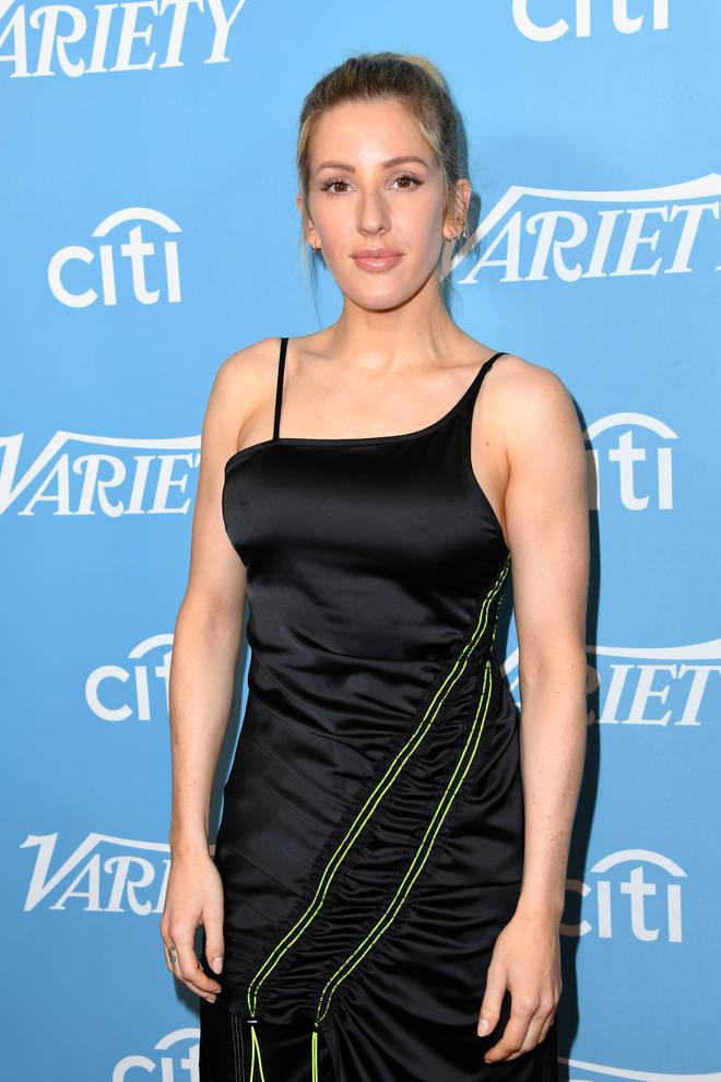 Ellie Goulding at 2019 Variety's Hitmakers Brunch