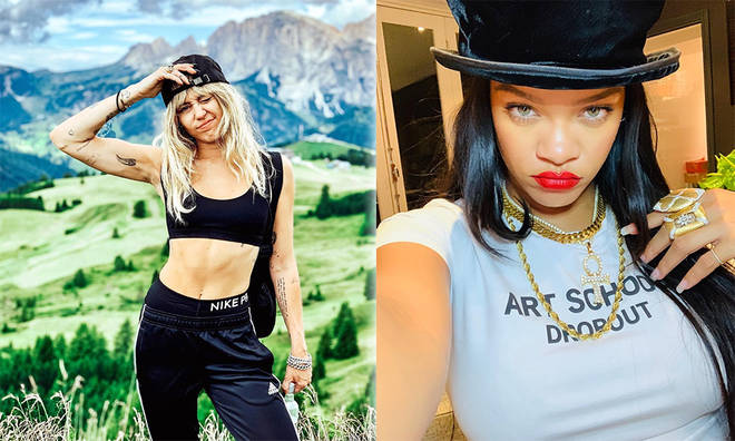 'We Can't Stop' was nearly Rihanna's track