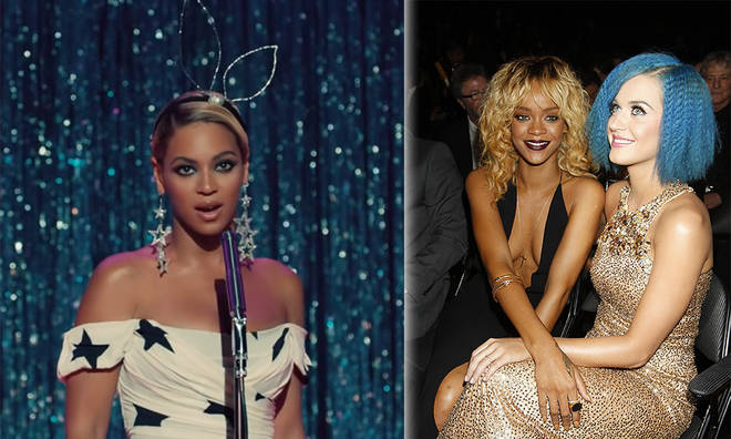 'Pretty Hurts' was written by Beyonce and Sia