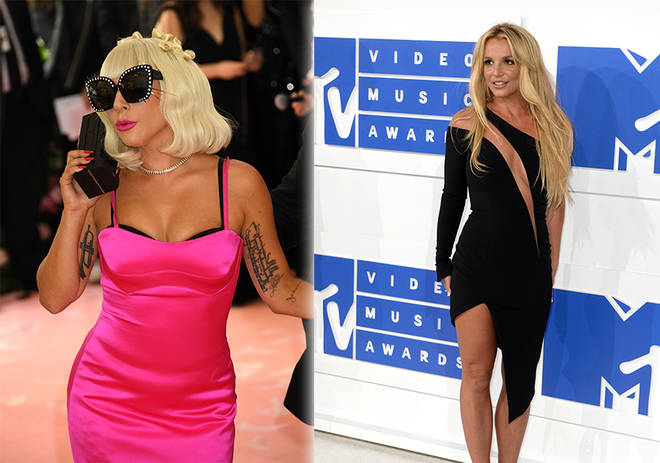 Lady Gaga originally penned 'Telephone' for Britney Spears