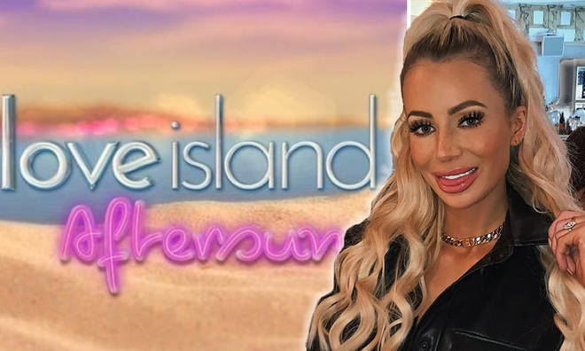 Olivia Attwood could be the new host of Aftersun