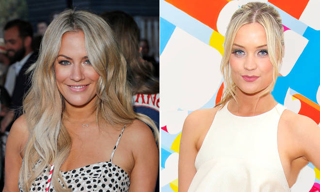 Caroline Flack could be replaced by Laura Whitmore