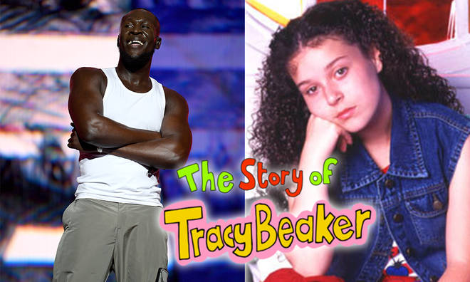Stormzy's 'Superheroes' paid homage to Tracy Beaker