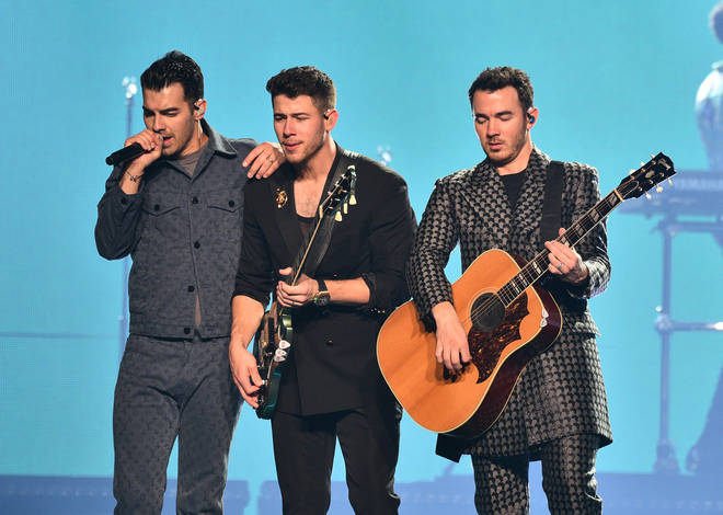 Jonas Brothers at the end of the decade