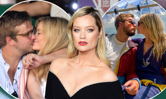 Laura Whitmore is dating Love Island voiceover Iain Stirling
