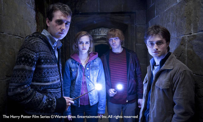 Rank your favourite Harry Potter movies
