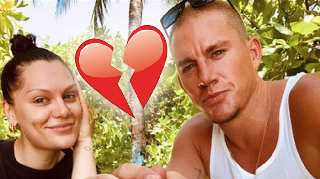 Jessie J and Channing Tatum have split up