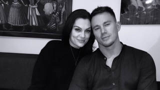 Jessie J and Channing Tatum dated for a year
