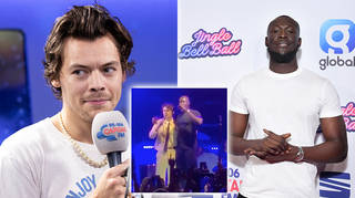 Harry Styles and Stormzy gave fans an iconic show