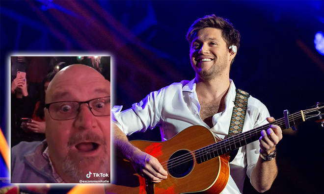 Niall Horan's fan was branded 'dad of the year'