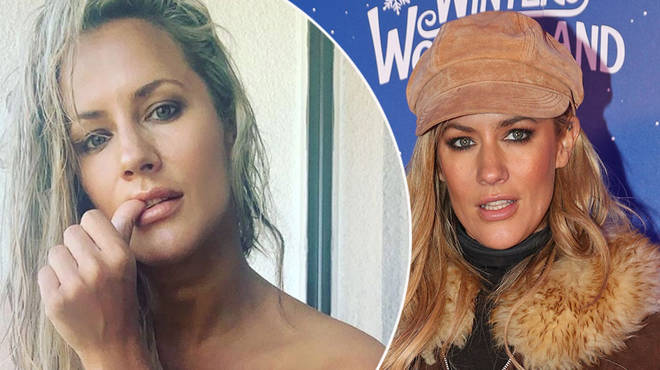 Caroline Flack has got emotional on Instagram following her assault charges