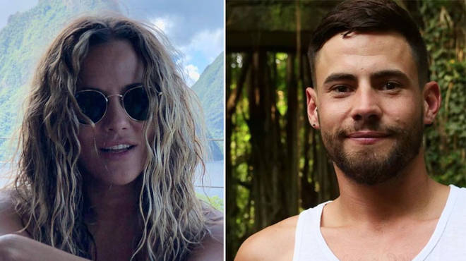 Andrew Brady talks ex Caroline Flack