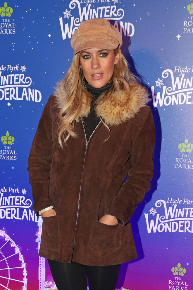 Caroline Flack and Andrew Brady were engaged in 2018